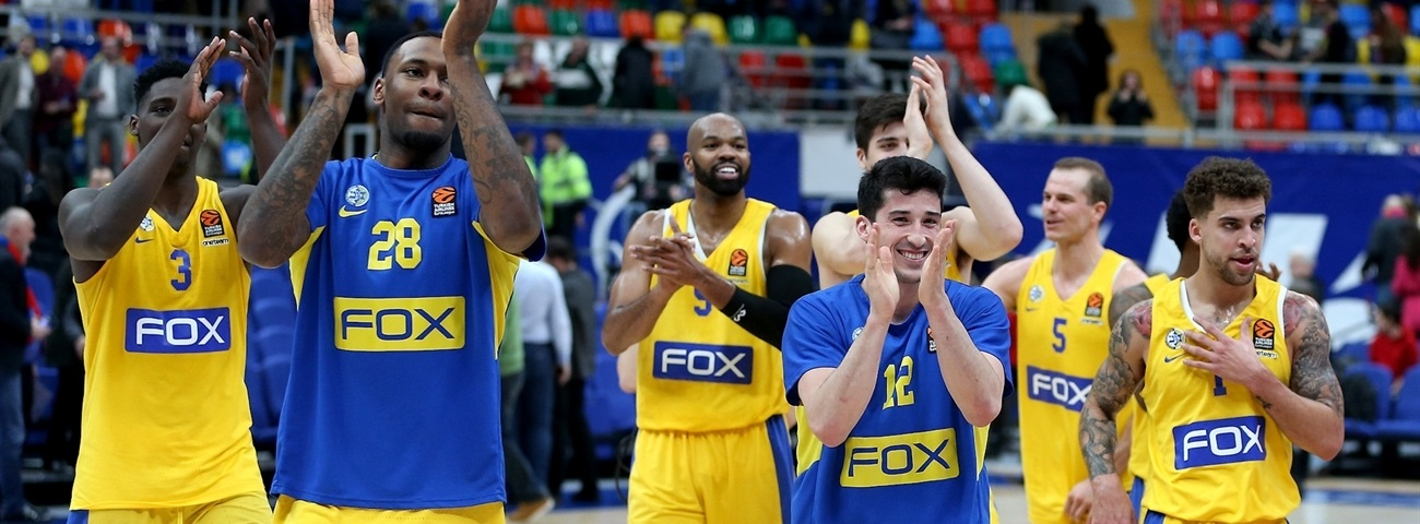 Historic win offered Maccabi fans renewed hope