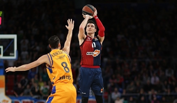 Baskonia: Janning out 6 weeks