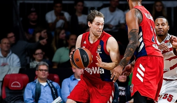 "Blog, Petteri Koponen, Bayern: ""We have to leave everything on the court"""