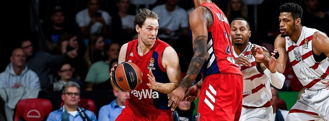 "Petteri Koponen, Bayern: ""We have to leave everything on the court"""