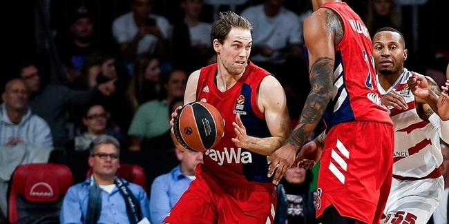 """Petteri Koponen, Bayern: """"We have to leave everything on the court"""""""