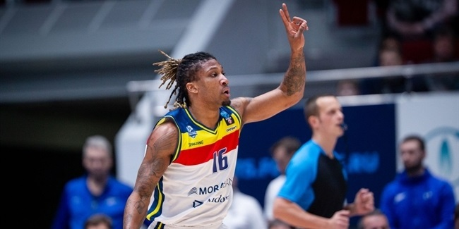 MoraBanc's clutch threes denied Zenit's comeback