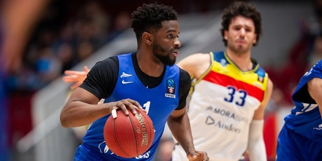 7DAYS EuroCup, Top 16 Round 3: Zenit St Petersburg vs. MoraBanc Andorra