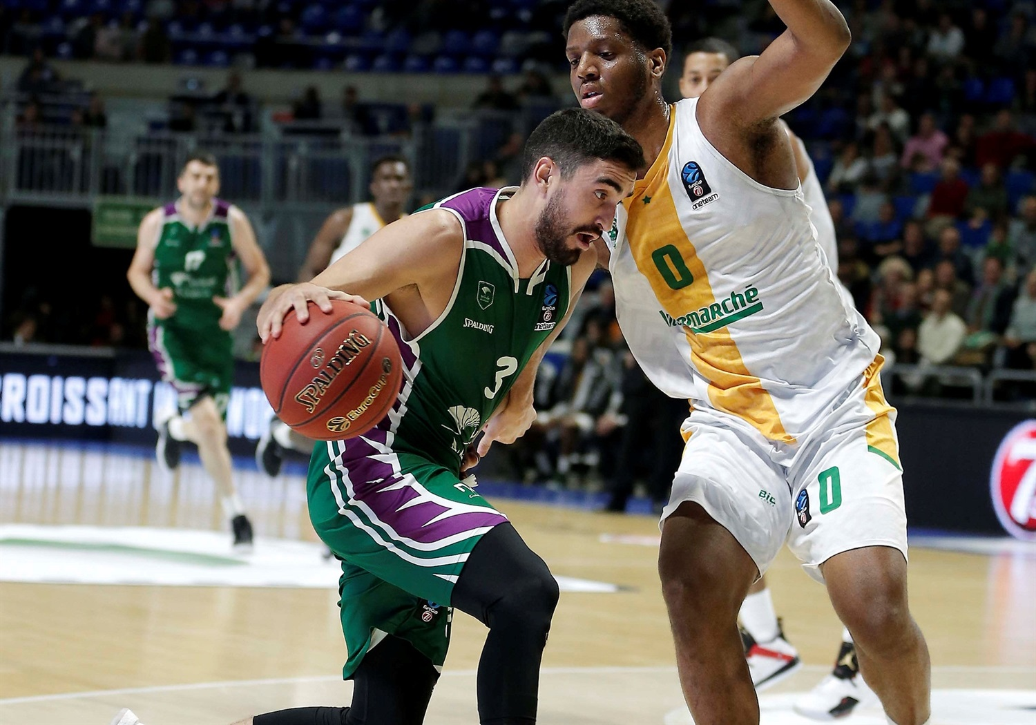 Jaime Fernandez - Unicaja Malaga (photo Unicaja) - EC18