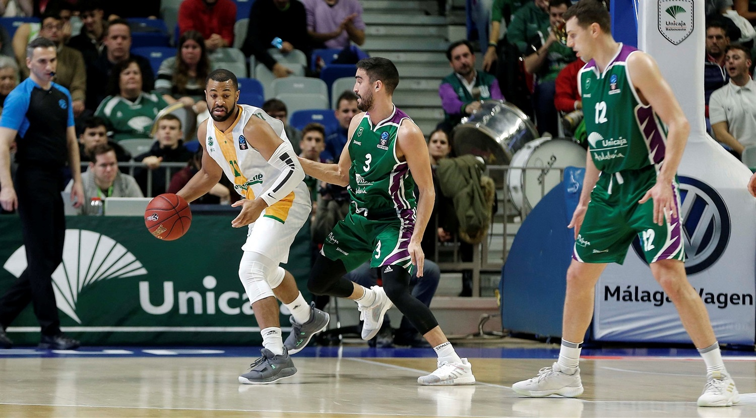 Jordan Taylor - Limoges CSP (photo Unicaja) - EC18