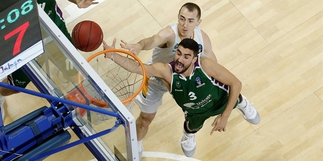 7DAYS EuroCup, Top 16 Round 3: Unicaja Malaga vs. Limoges CSP