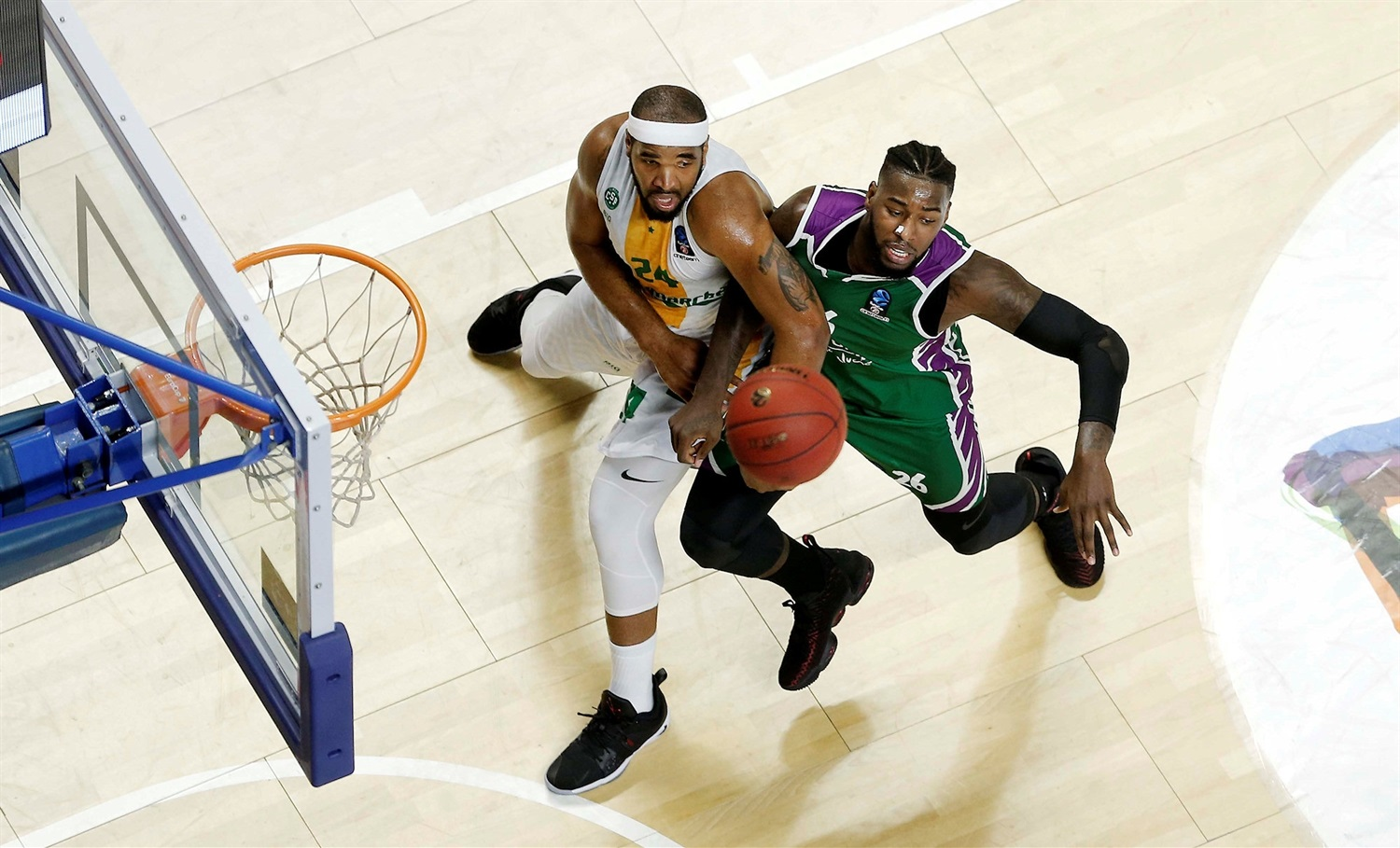 Samardo Samuels - Limoges CSP (photo Unicaja) - EC18