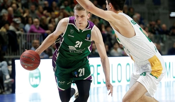 Top 16 Round 3: Balanced Unicaja grabs home win over Limoges
