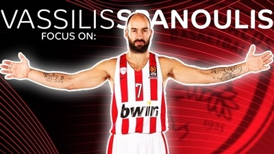 Vassilis Spanoulis 'We are here to take titles'