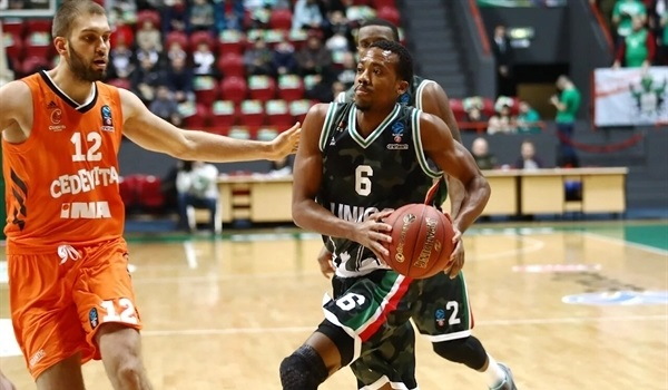 Top 16 Round 3: Smith makes history in UNICS's home win