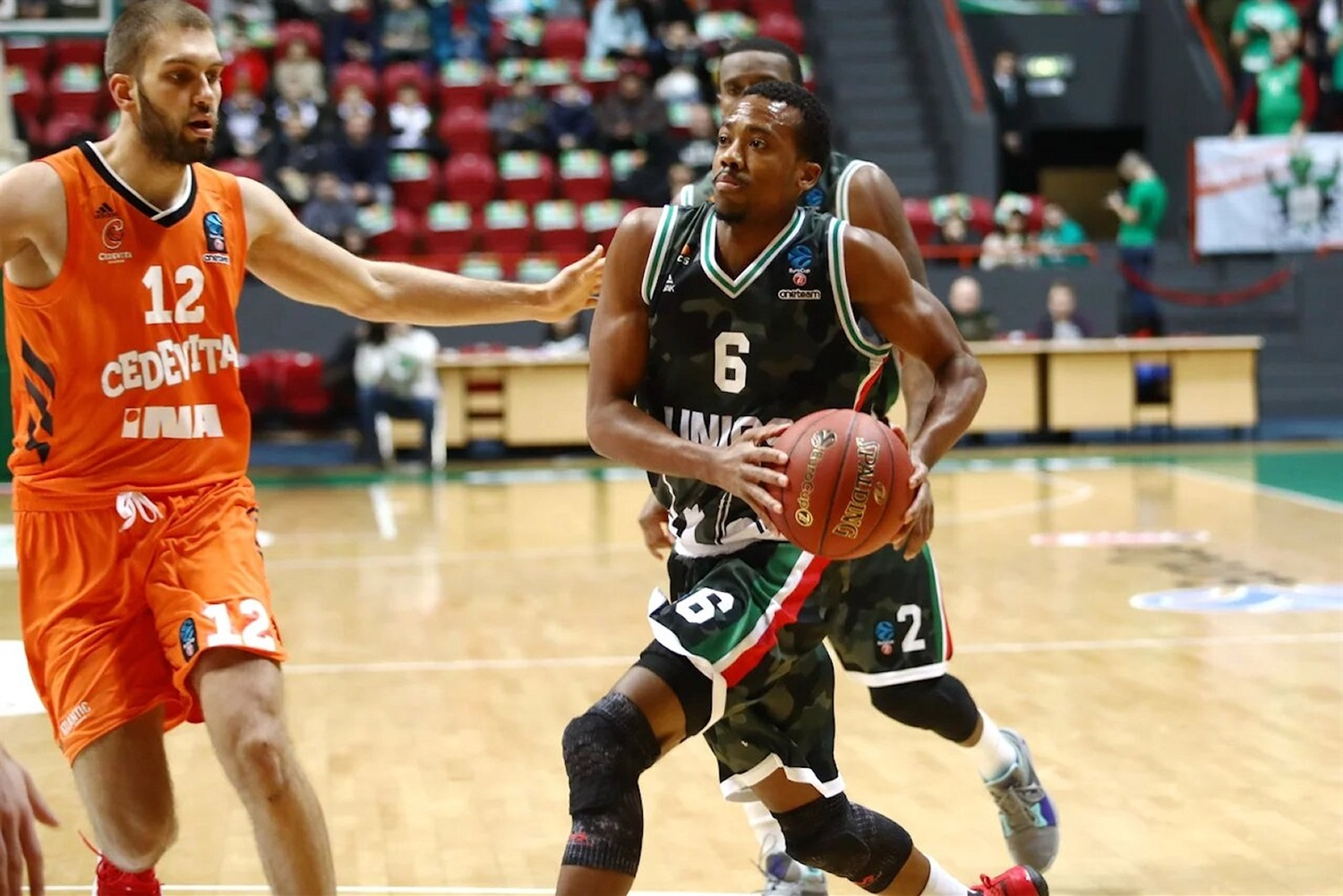 Errick McCollum - UNICS Kazan (photo UNICS) - EC18