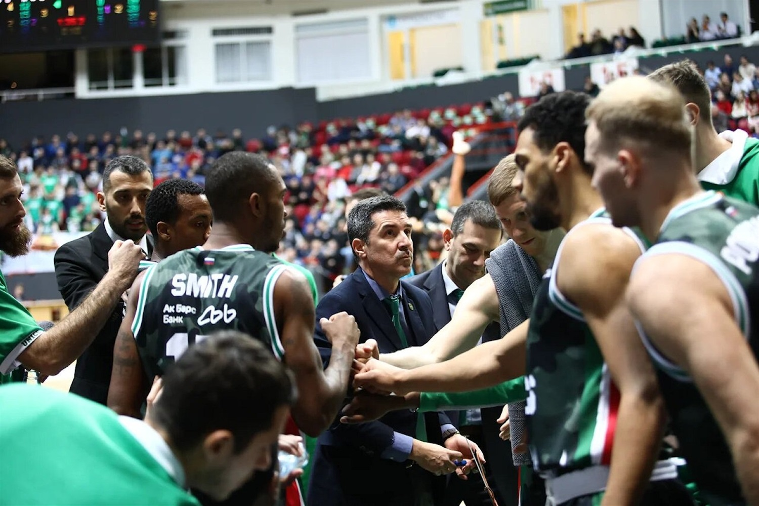 Dimitrios Priftis - UNICS Kazan (photo UNICS) - EC18