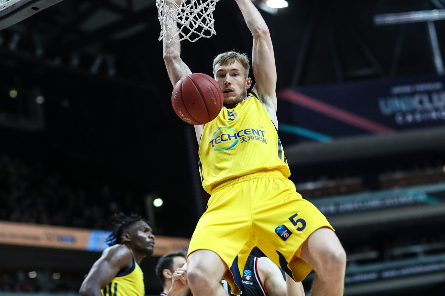 Niels Giffey - ALBA Berlin (photo Rytas) - EC18