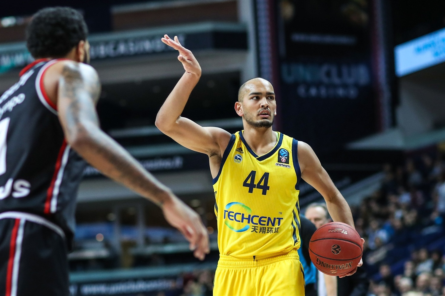 Stefan Peno - ALBA Berlin (photo Rytas) - EC18
