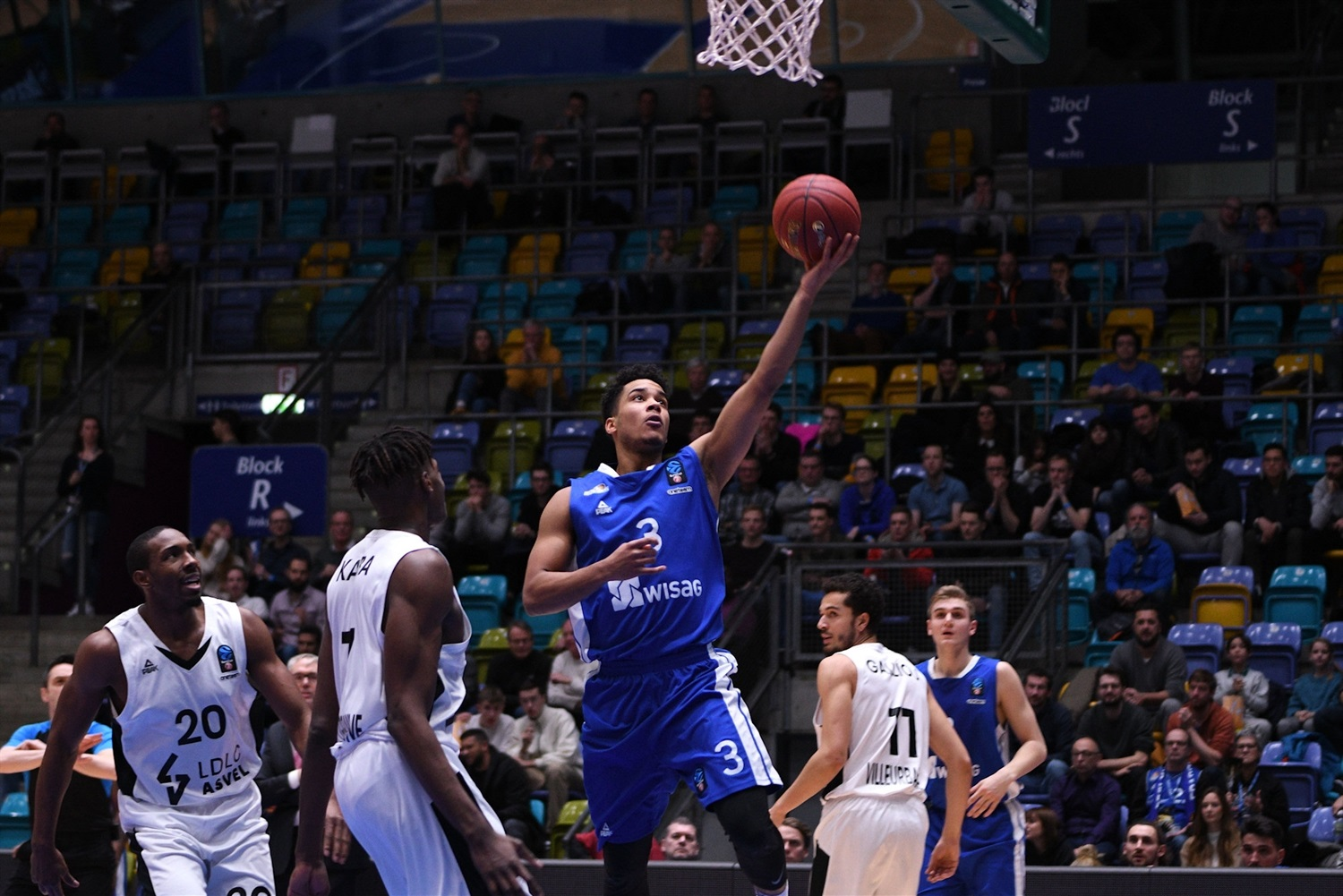 Garai Zeeb - Fraport Skyliners Frankfurt (photo Skyliners) - EC18