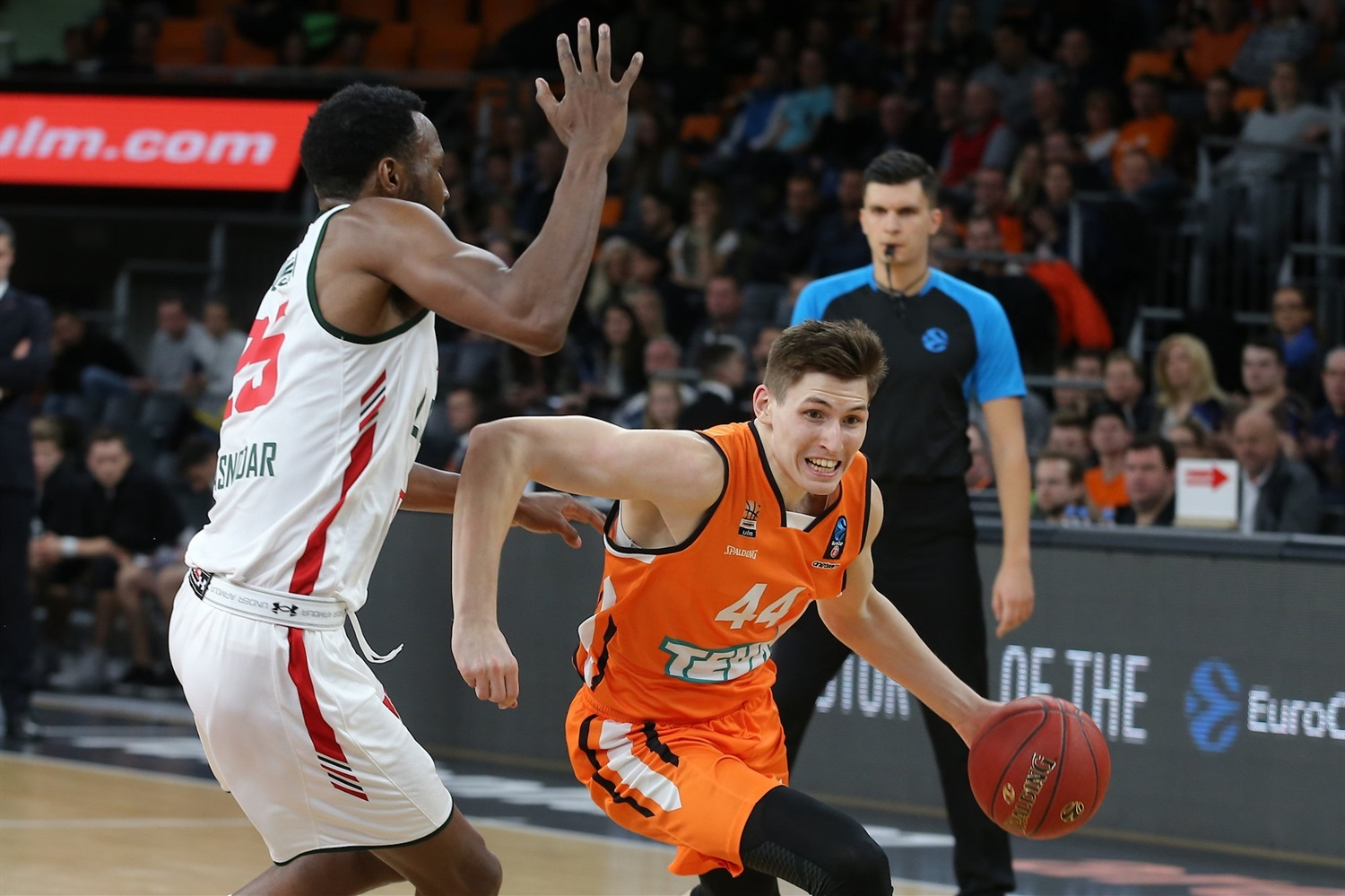 David Kraemer - ratiopharm Ulm (photo Ulm) - EC18