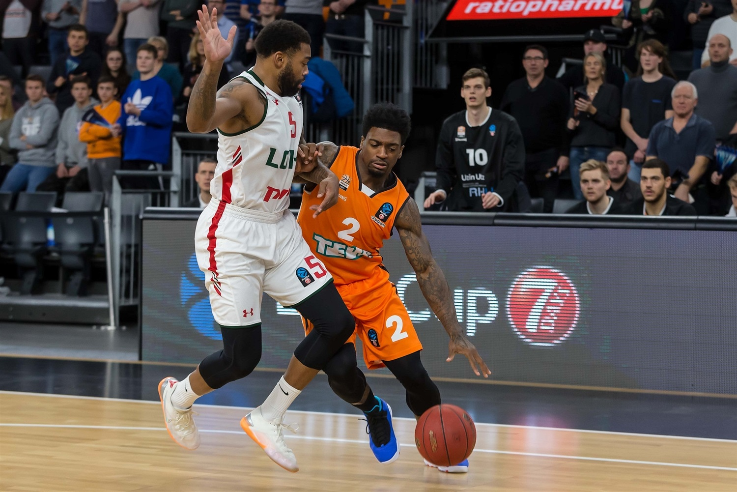 Patrick Miller - ratiopharm Ulm (photo Ulm) - EC18