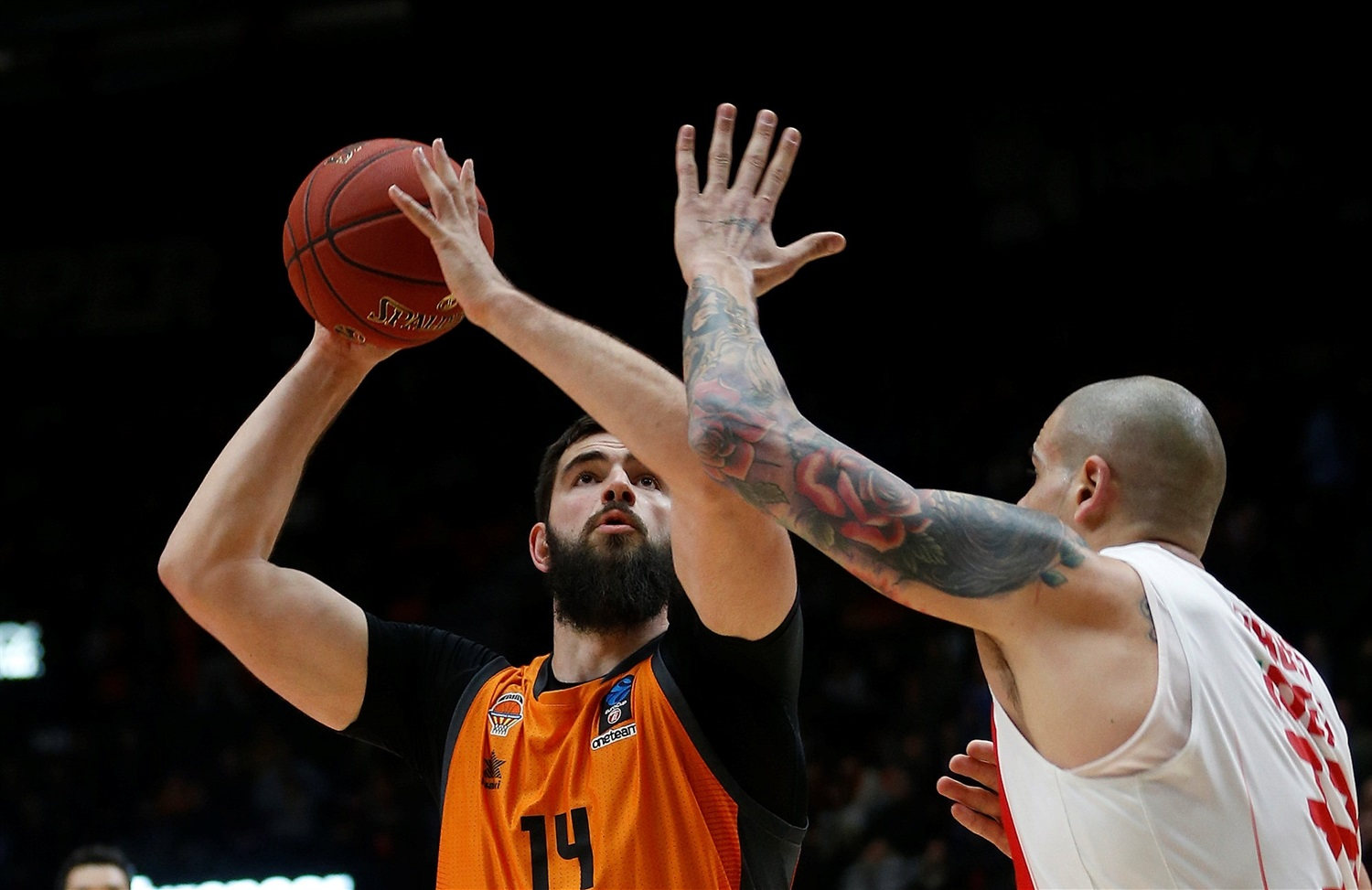 Bojan Dubljevic - Valencia Basket (photo Miguel Angel Polo - Valencia) - EC18