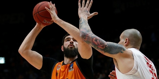 Dubljevic makes more EuroCup history