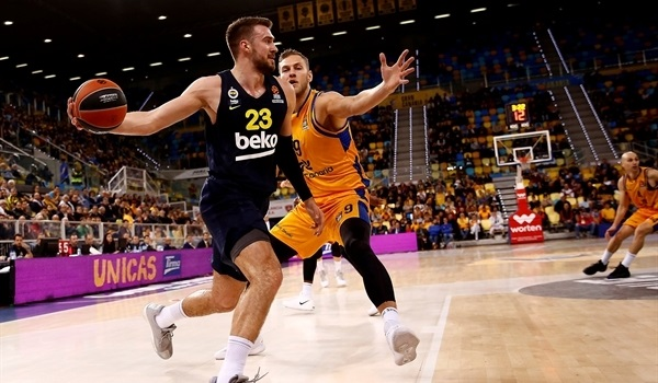 RS Round 19 report: Fenerbahce scores road win at Gran Canaria