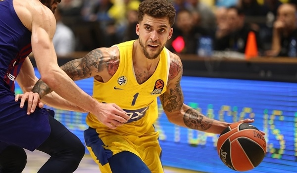 RS Round 18 report: Red-hot Maccabi routs Barcelona