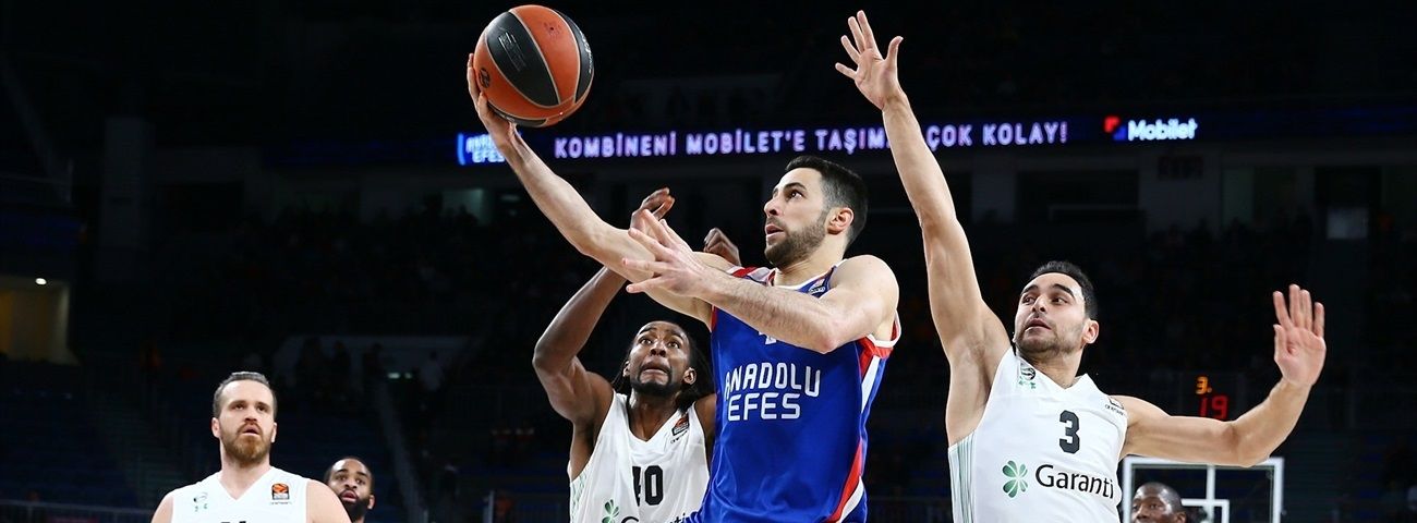 Dogus Balbay, Efes: 'This is a unique opportunity'