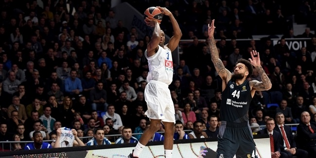 RS Round 19: Buducnost VOLI Podgorica vs. Real Madrid