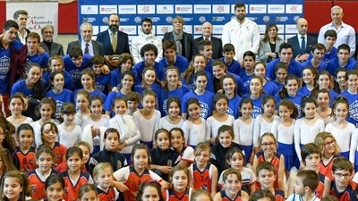 EuroLeague Academy helps launch 19th Copa Colegial