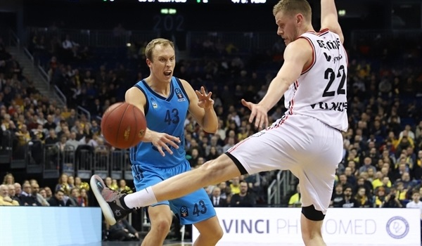 Top 16 Round 4: Down 21, ALBA rallies past Rytas