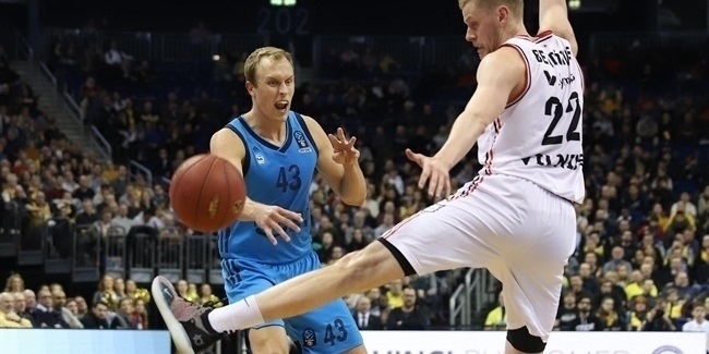 Luke Sikma, ALBA: 'We're gonna have to bring our best'