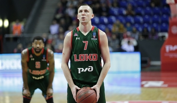 Top 16 Round 4: Lokomotiv roars into quarterfinals