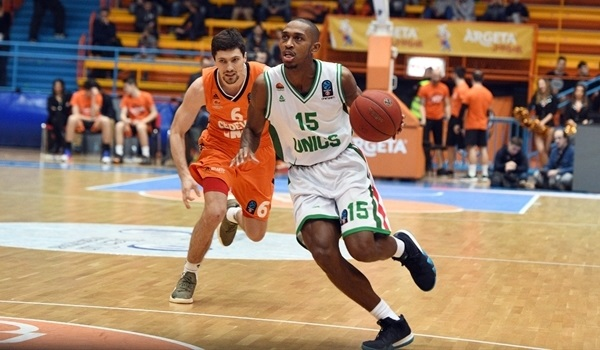 Top 16 Round 4: UNICS piles on the points to eliminate Cedevita
