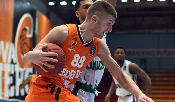Muric becomes first signing for Cedevita Olimpija