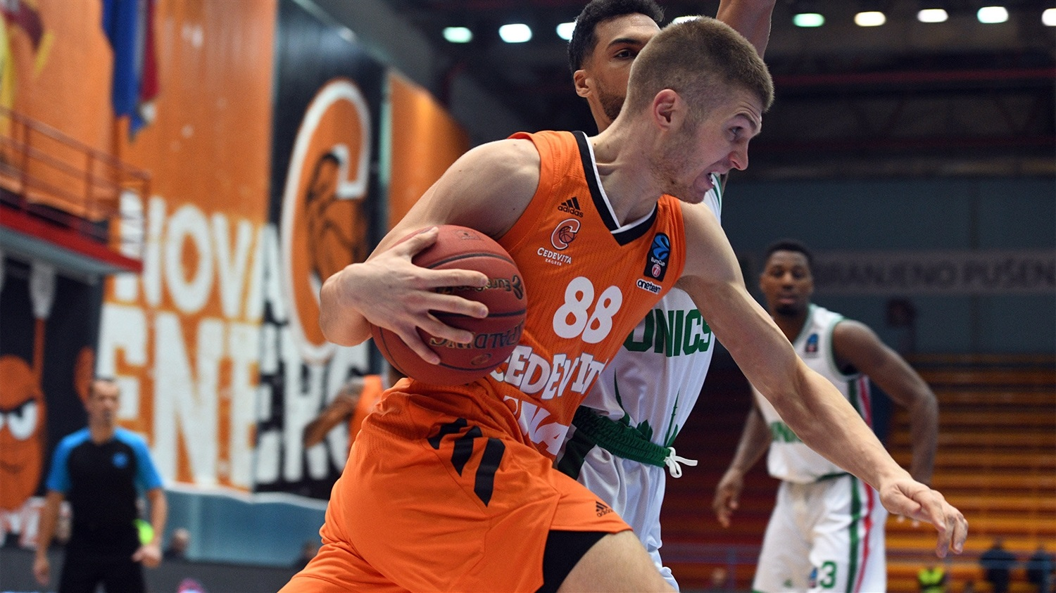 Edo Muric - Cedevita Zagreb (photo UNICS) - EC18