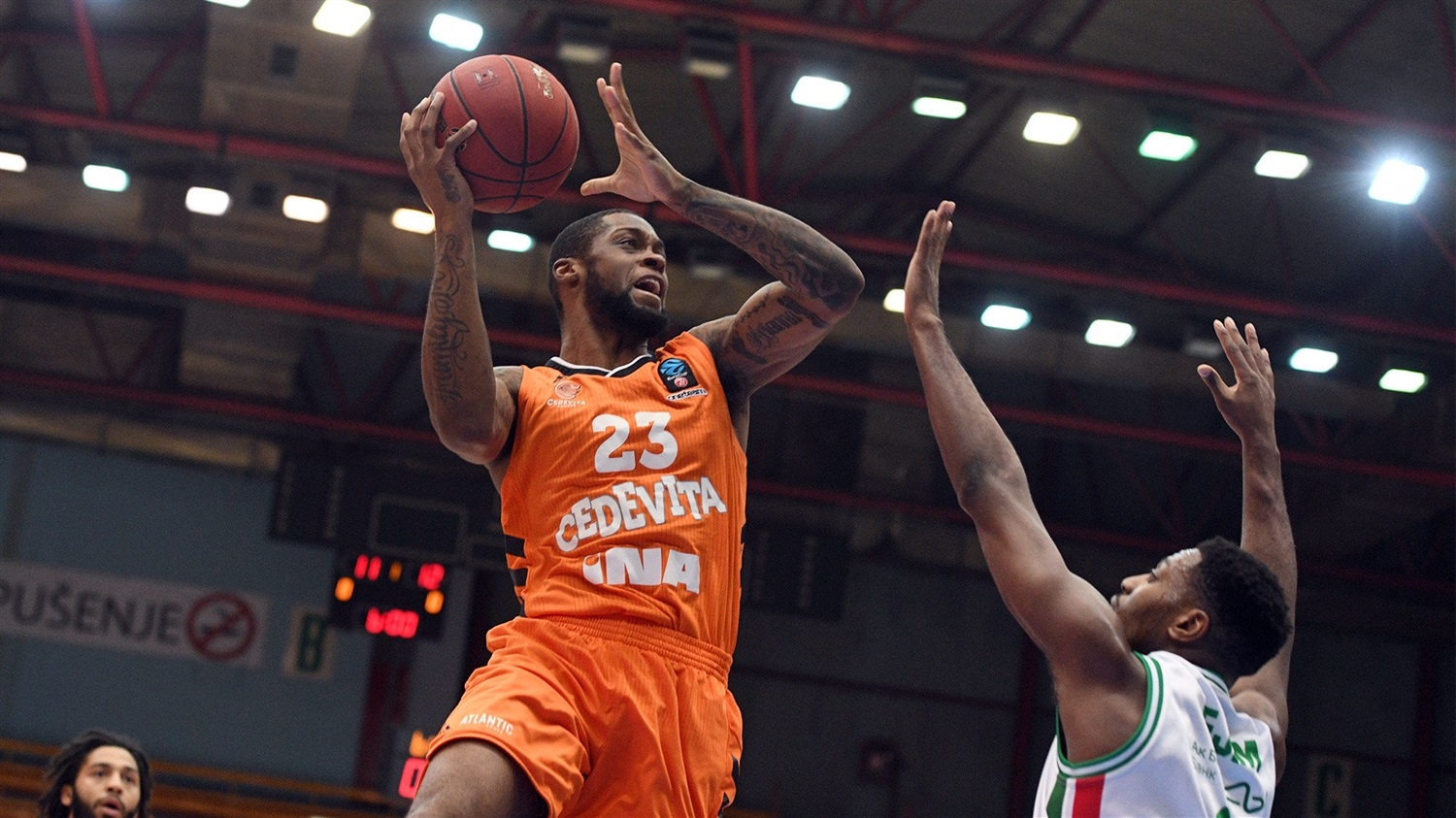 Elgin Cook - Cedevita Zagreb (photo UNICS) - EC18