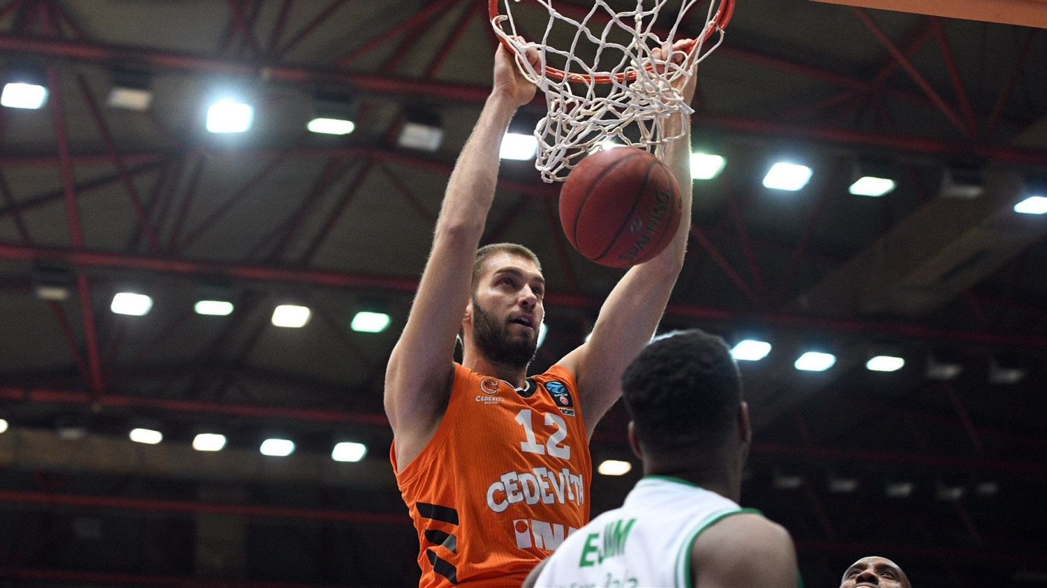 Lovro Buljevic - Cedevita Zagreb (photo UNICS) - EC18