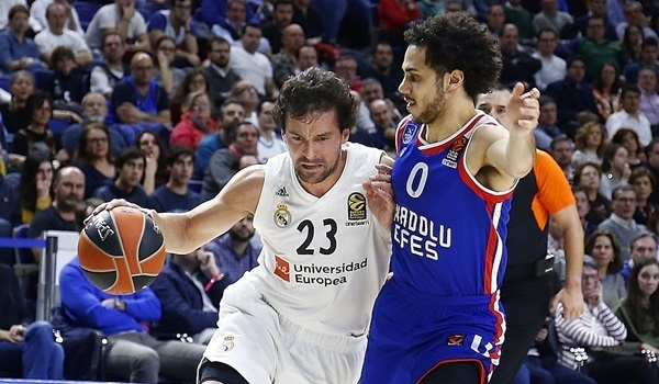 Llull's all-around game saved Madrid