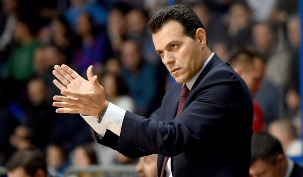 CSKA head coach Itoudis tests positive for COVID-19