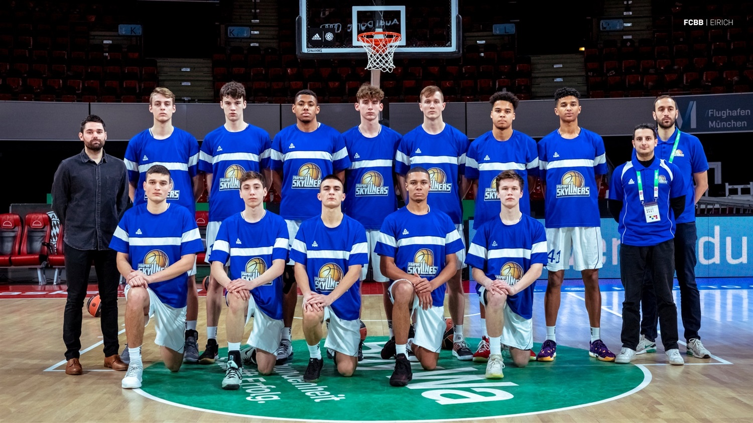 U18 Fraport Skyliners Frankfurt - ANGT Munich 2019 (photo FCBB - Eirich) JT18