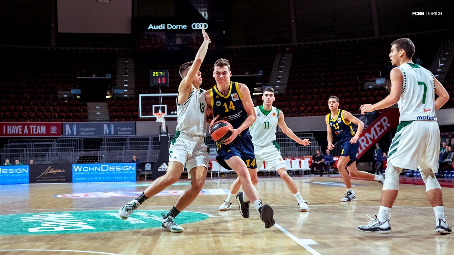 Ben Lingk - U18 ALBA Berlin - ANGT Munich 2019 (photo FCBB - Eirich) JT18