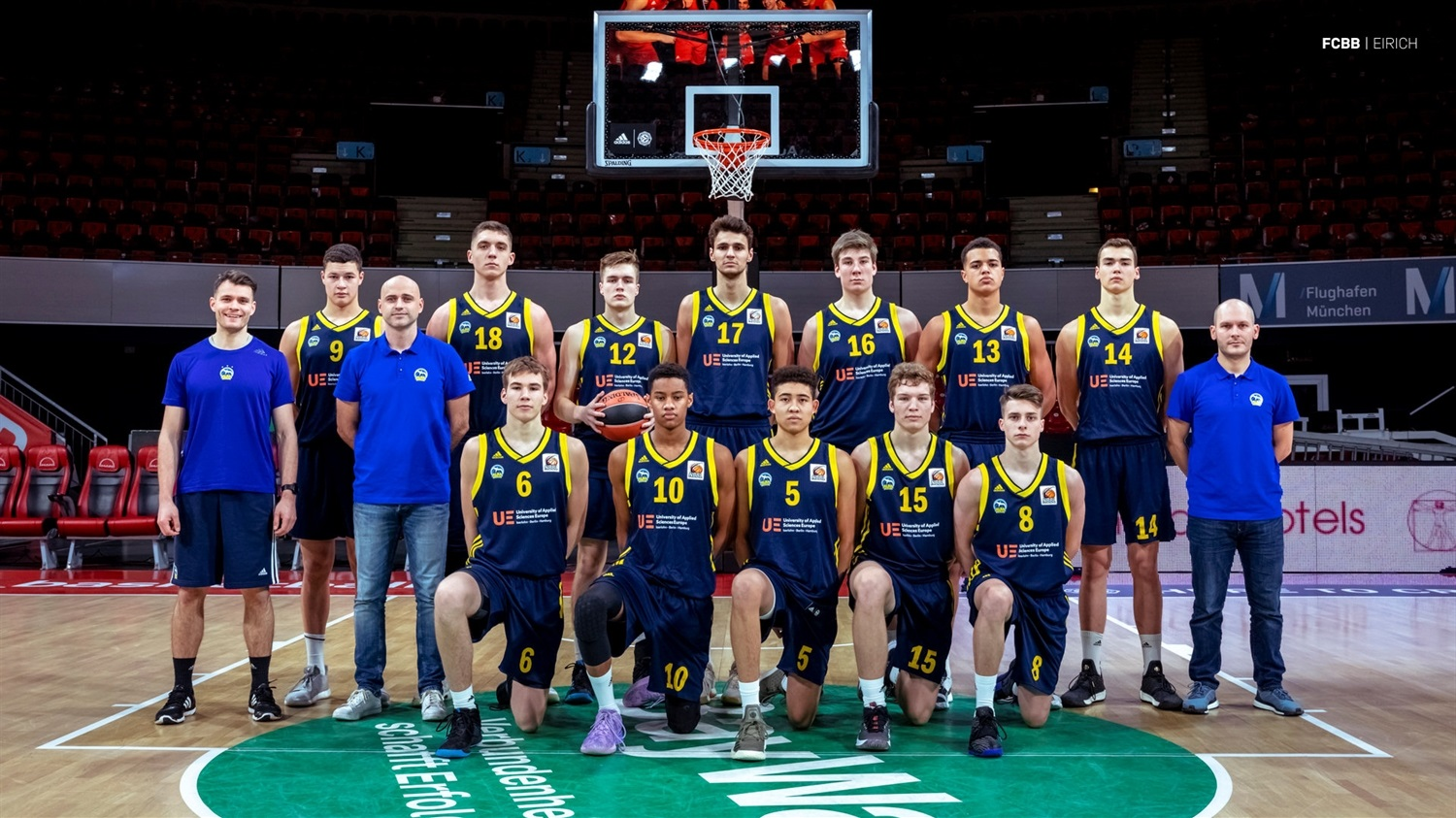 U18 ALBA Berlin - ANGT Munich 2019 (photo FCBB - Eirich) JT18