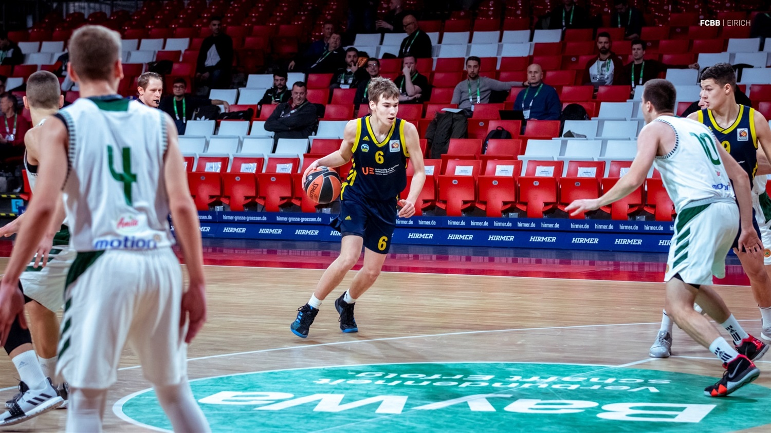 Malte Delow - U18 ALBA Berlin - ANGT Munich 2019 (photo FCBB - Eirich) JT18