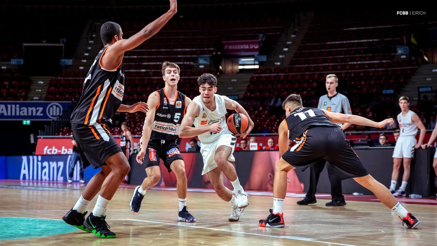 Jorge Mejias - U18 Real Madrid - ANGT Munich 2019 (photo FCBB - Eirich) JT18