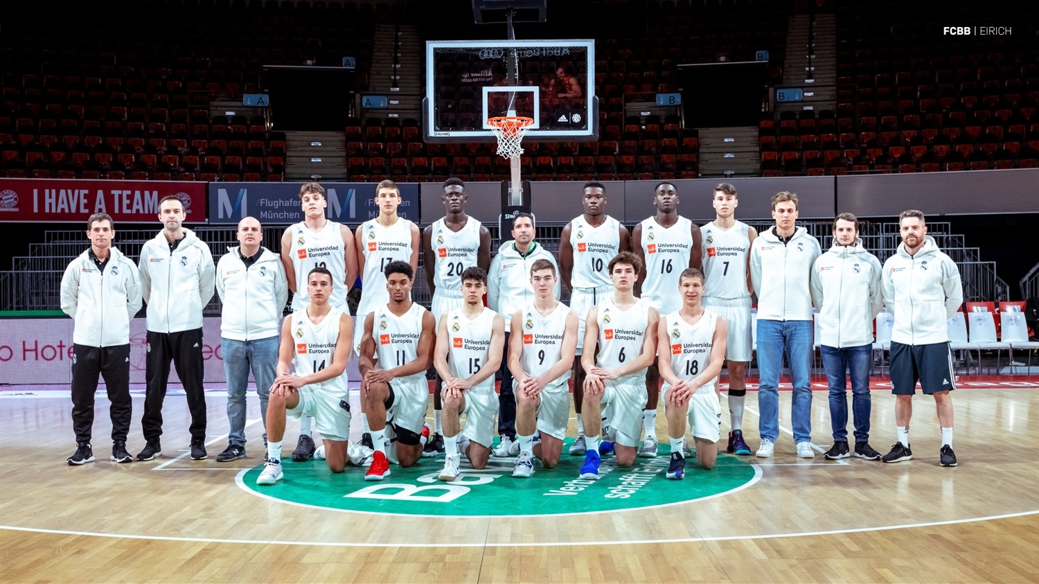 U18 Real Madrid - ANGT Munich 2019 (photo FCBB - Eirich) JT18