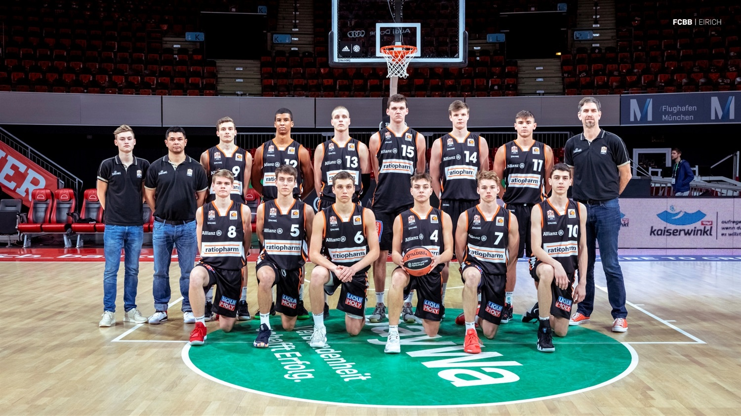U18 ratiopharm Ulm - ANGT Munich 2019 (photo FCBB - Eirich) JT18