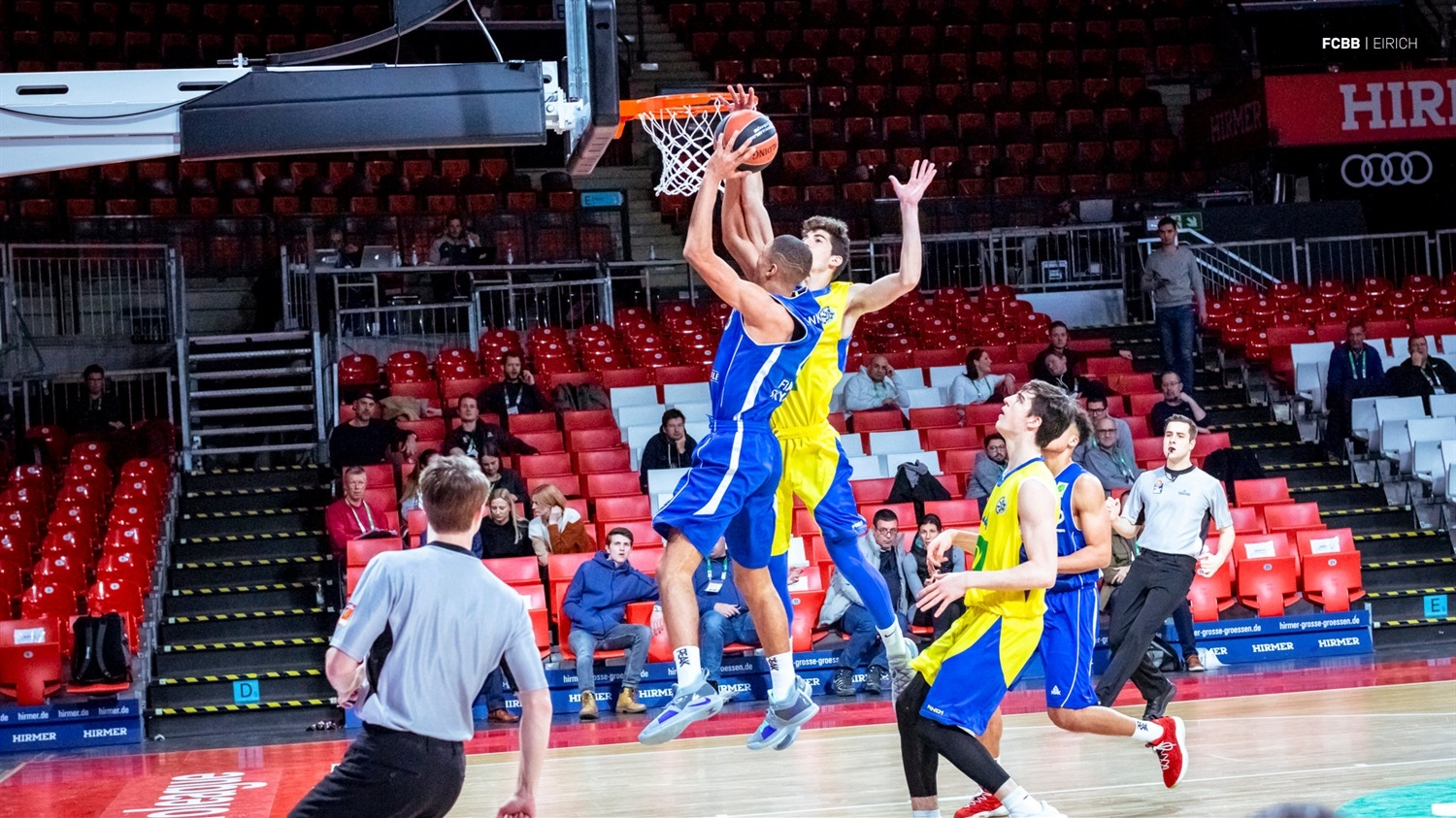 Len Schoormann - U18 Fraport Skyliners Frankfurt - ANGT Munich 2019 (photo  FCBB - Eirich) JT18