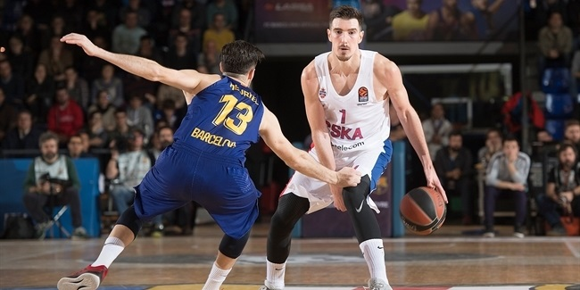 Clutch De Colo sinks Barcelona from deep