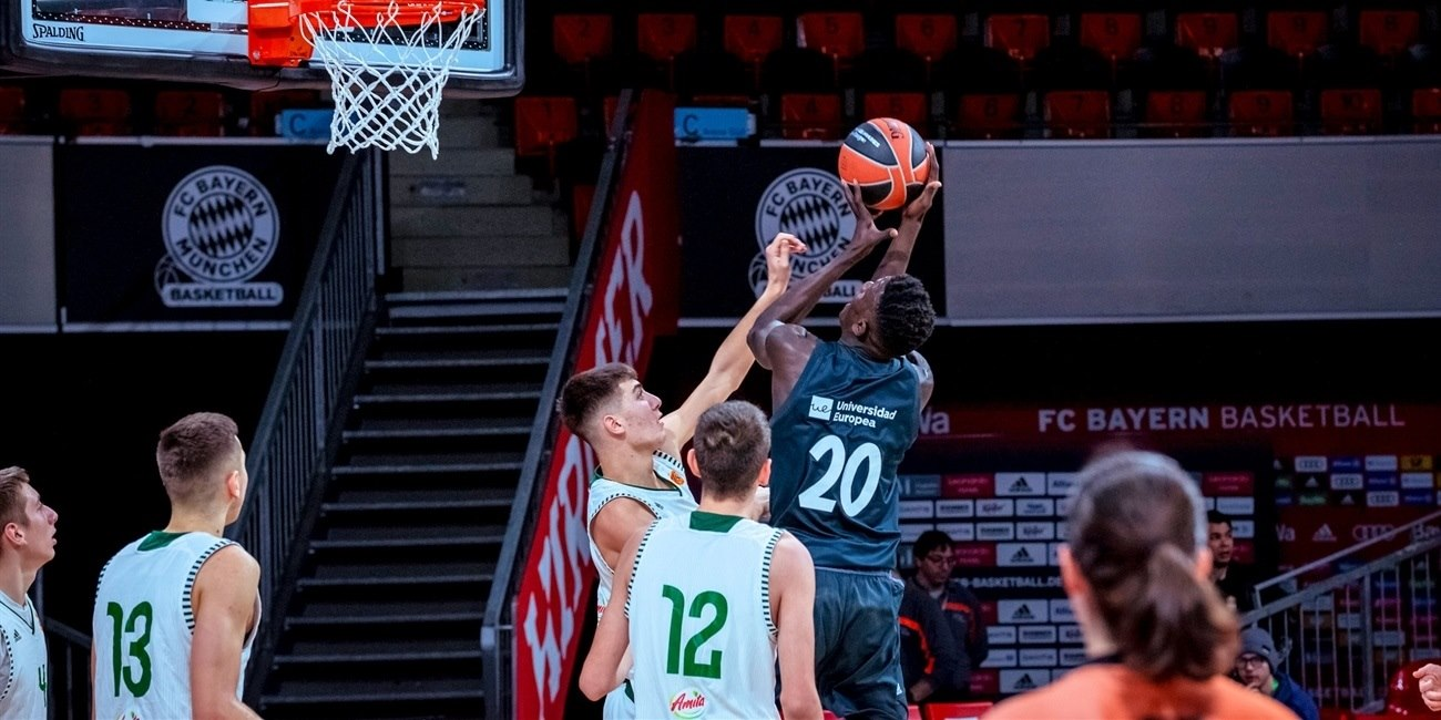 Amar Sylla - U18 Real Madrid - ANGT Munich 2019 (photo FCBB - Eirich) JT18