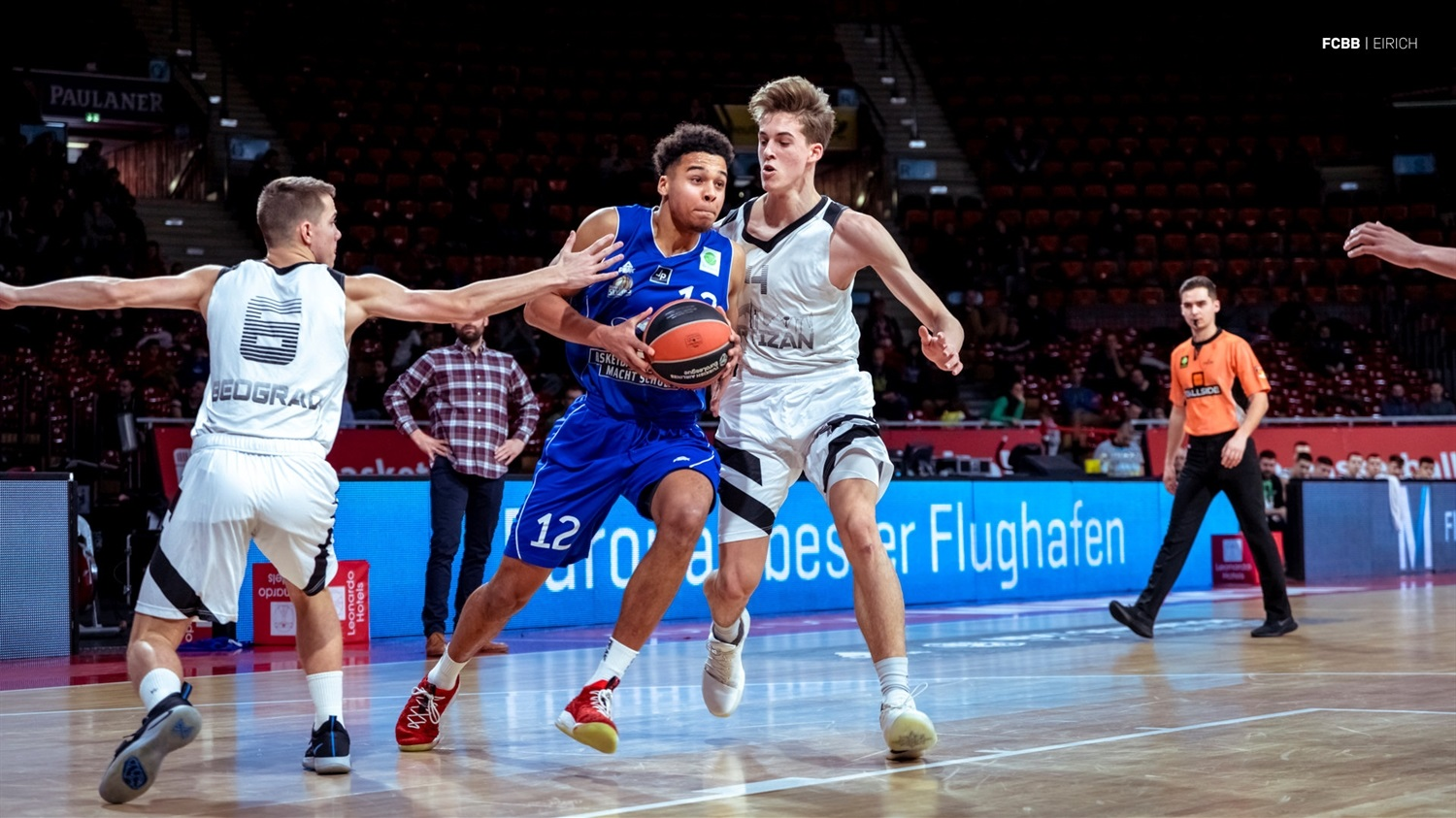 Maximilian Begue - U18 Fraport Skyliners Frankfurt - ANGT Munich 2019 (photo  FCBB - Eirich) JT18