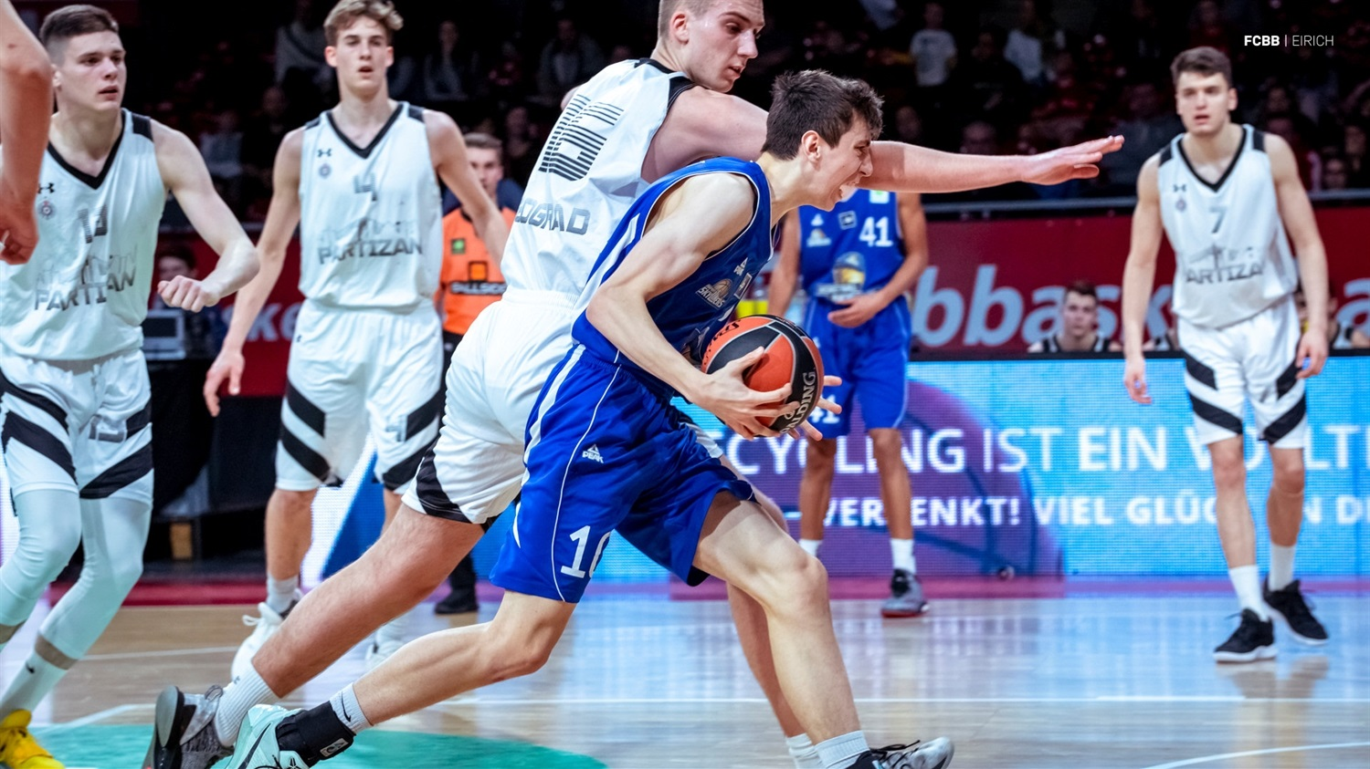 Julius Boehmer - U18 Fraport Skyliners Frankfurt - ANGT Munich 2019 (photo  FCBB - Eirich) JT18